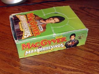 La caja de chicles deMacGyver