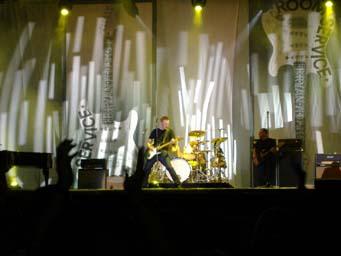 Bryan Adams en Las Palmas de G.C., el12/09/05