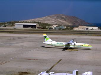 Aeropuerto de GranCanaria