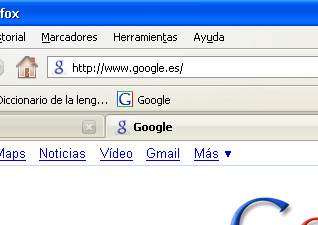 Nuevo (y viejo) favicon de Google
