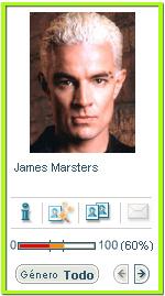 Mi parecido con James Marsters