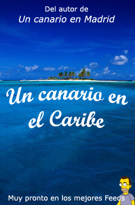"""""""Un canario en el Caribe"""", Coming soon"""