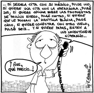 Humor de Morgan del 04-04-2009
