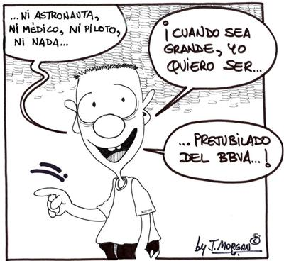 Humor de Morgan de 01-10-2009 - Canarias7.es