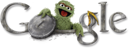 Oscar the Grouch en Google