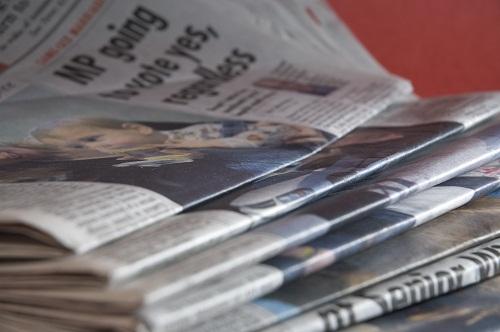 Periódicos / Morguefile