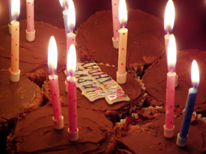 Happy birthday / Morguefile