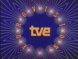 Cartela Eurovisión TVE
