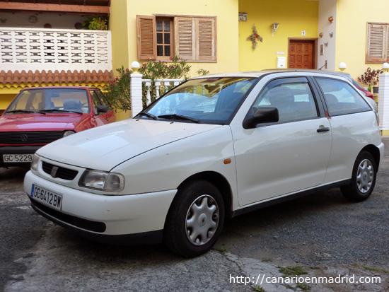 Mi viejo coche