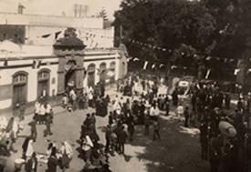 Mercado de Arucas / Fondo de Fotografía Histórica de la FEDAC