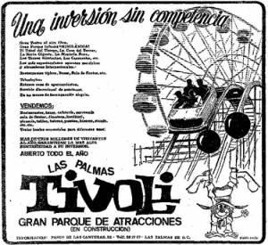 Publicidad del Tívoli (Pincha para ver más grande)