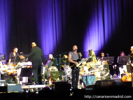 Concierto de Sting en Gran Canaria 01