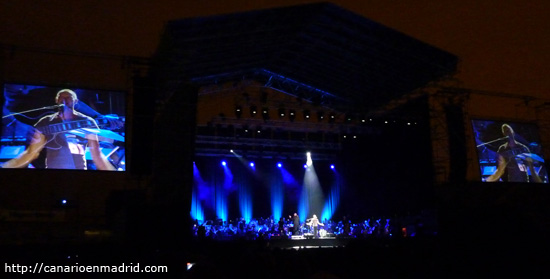Concierto de Sting en Gran Canaria 02