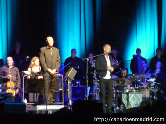 Concierto de Sting en Gran Canaria 03