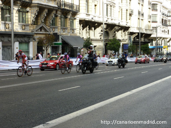 Caravana Vuelta
