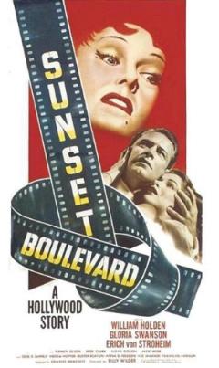 Cartel de 'Sunset Boulevard'