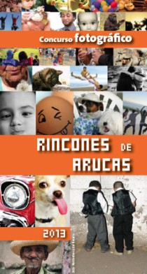Cartel Rincones de Arucas 2013