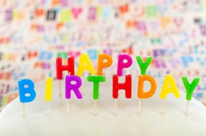 Happy birthday / Pixabay