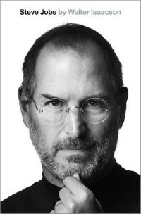 Portada Steve Jobs, de Walter Isaacson