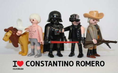 La voz de Constantino Romero en cinco clicks