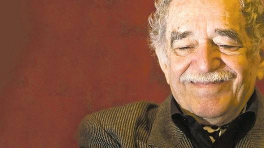 Gabriel García Márquez / Facebook