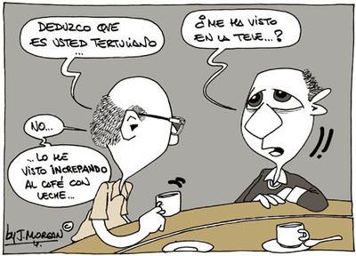 Humor de Morgan del 08-04-2014 - Canarias7.es.