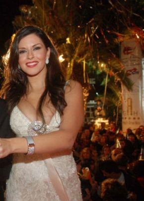 Eloísa Campanadas 2012
