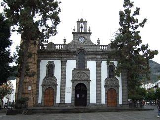 Basílica de Nuestra Señora del Pino de Teror.