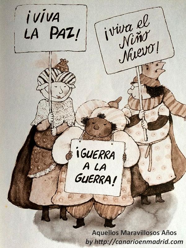 La obra de Gloria Fuertes es un auténtico alegato contra las guerras.
