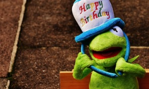 Feliz Cumpleaños Rana Gustavo