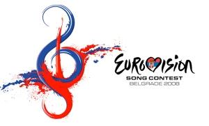 Logo de Eurovisión 2008