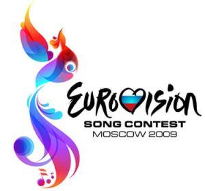 Logo de Eurovisión en 2009