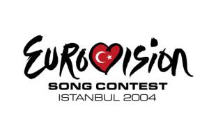 Logotipo del Festival de Eurovisión 2004