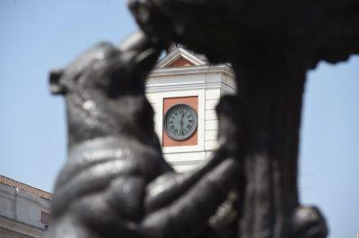 Reloj de la Puerta del Sol